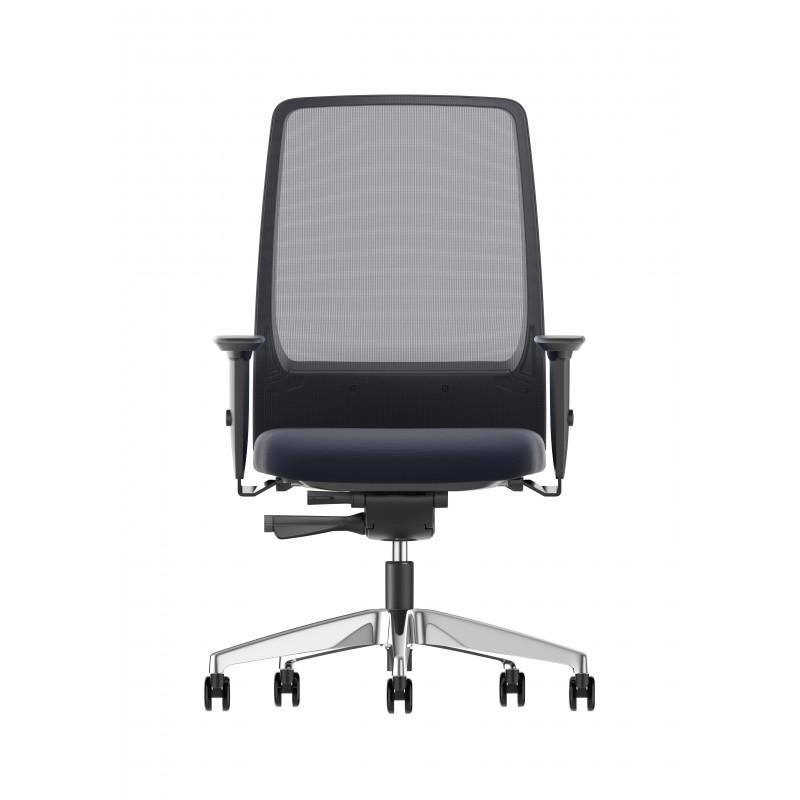 Silla de oficina ergon mica aimis1 interstuhl castilla for Silla ergonomica oficina