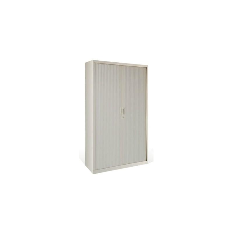 Armario met lico puertas de persiana altura 198 cm anchura for Altura de armario