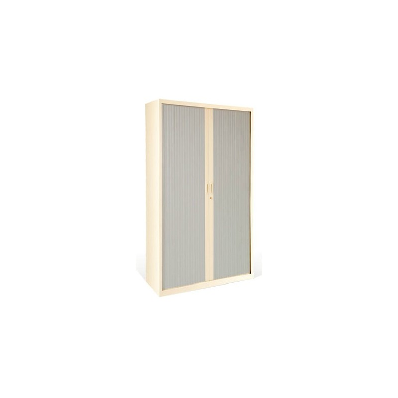Armario met lico puertas de persiana altura 198 cm anchura for Armario 80 cm