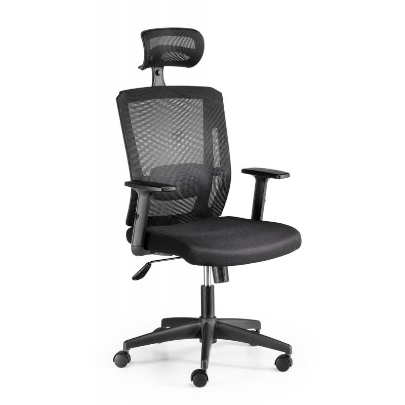 Silla de oficina ergon mica modelo sofia de euromof for Ofertas de sillas de oficina en carrefour