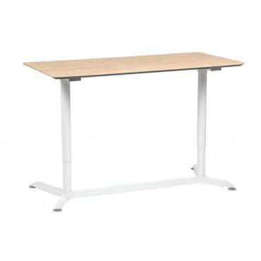 Mesas de oficina online perfect mesa de escritorio - Mesa regulable en altura ikea ...