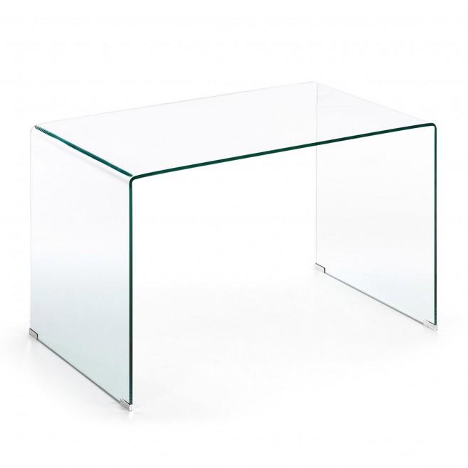 Mesa de escritorio en cristal Modelo BURANO