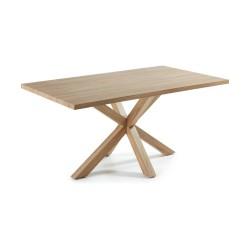 Mesa de reuniones 160x90 Modelo AYRA natural