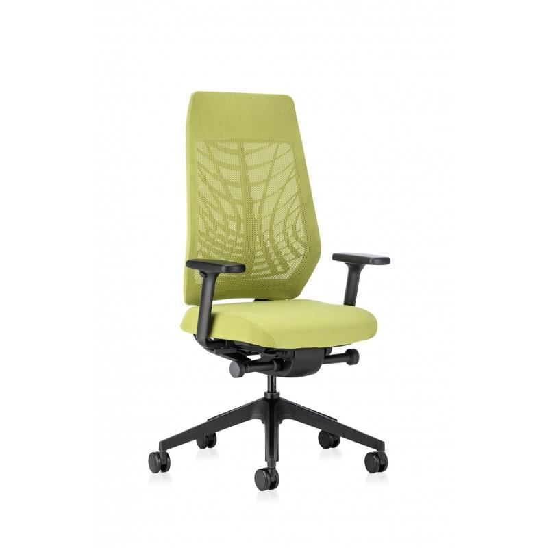 Silla de oficina ergon mica modelo joyceis3 de interstuhl for Silla escolar ergonomica