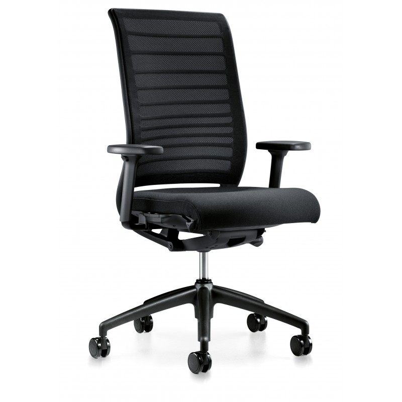 Silla de oficina ergonomica hero interstuhl for Sillas ergonomicas para oficina