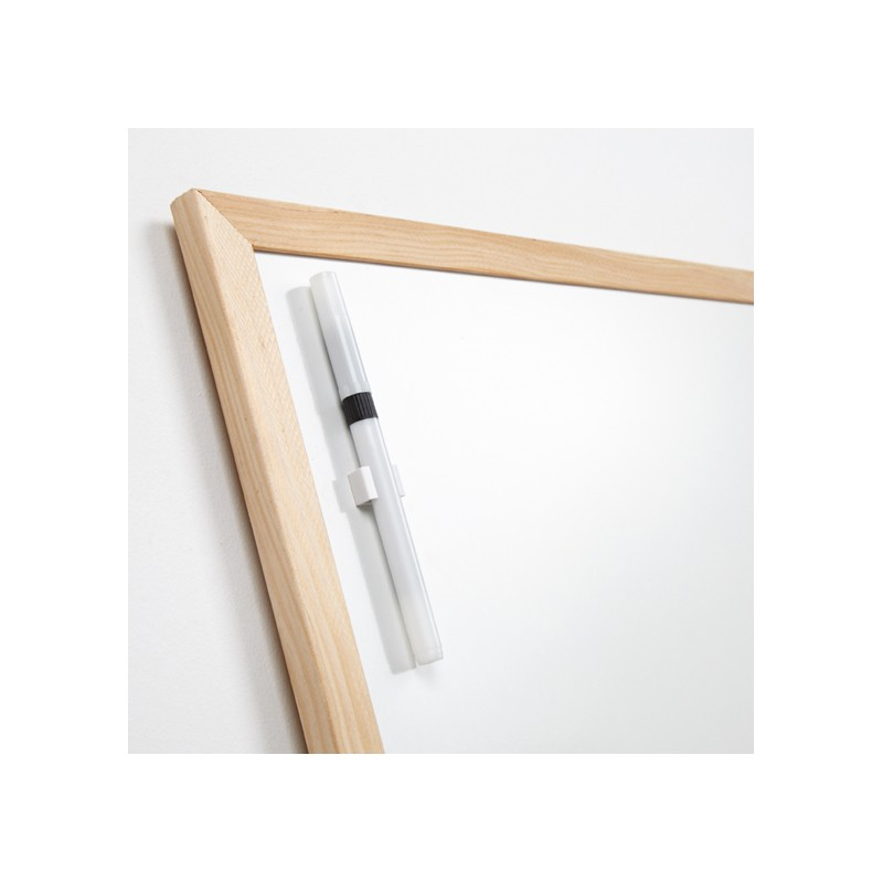 Basic. Pizarra blanca marco pino 40 x 60 cm. (20 unidades ...