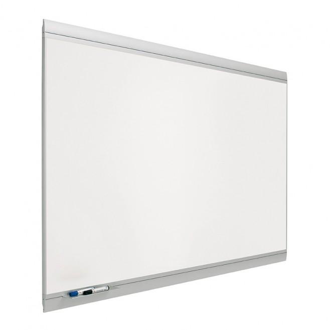 Pizarra blanca Zénit Laminada 120 x 250 cm.