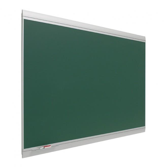 Pizarra verde Zénit Laminada 80 x 120 cm.