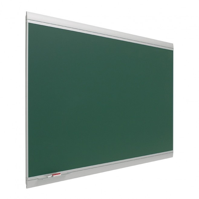 Pizarra verde Zénit Laminada 120 x 300 cm.