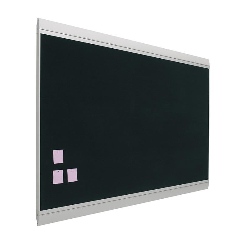 Tablero fondo tapizado Zénit marco aluminio 40 x 60 cm - Castilla ...