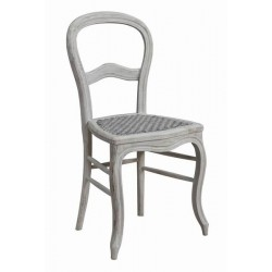 SILLA SHABBY CHIC PALM