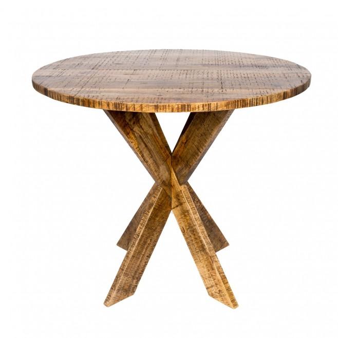 Mesa de madera nikkei castilla instalacion for Mesa vintage madera