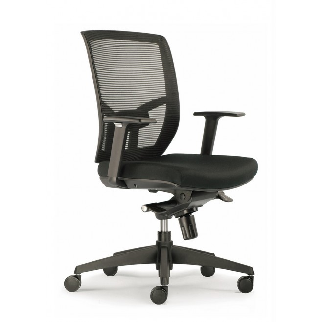 silla de trabajo modelo chicago castilla instalacion
