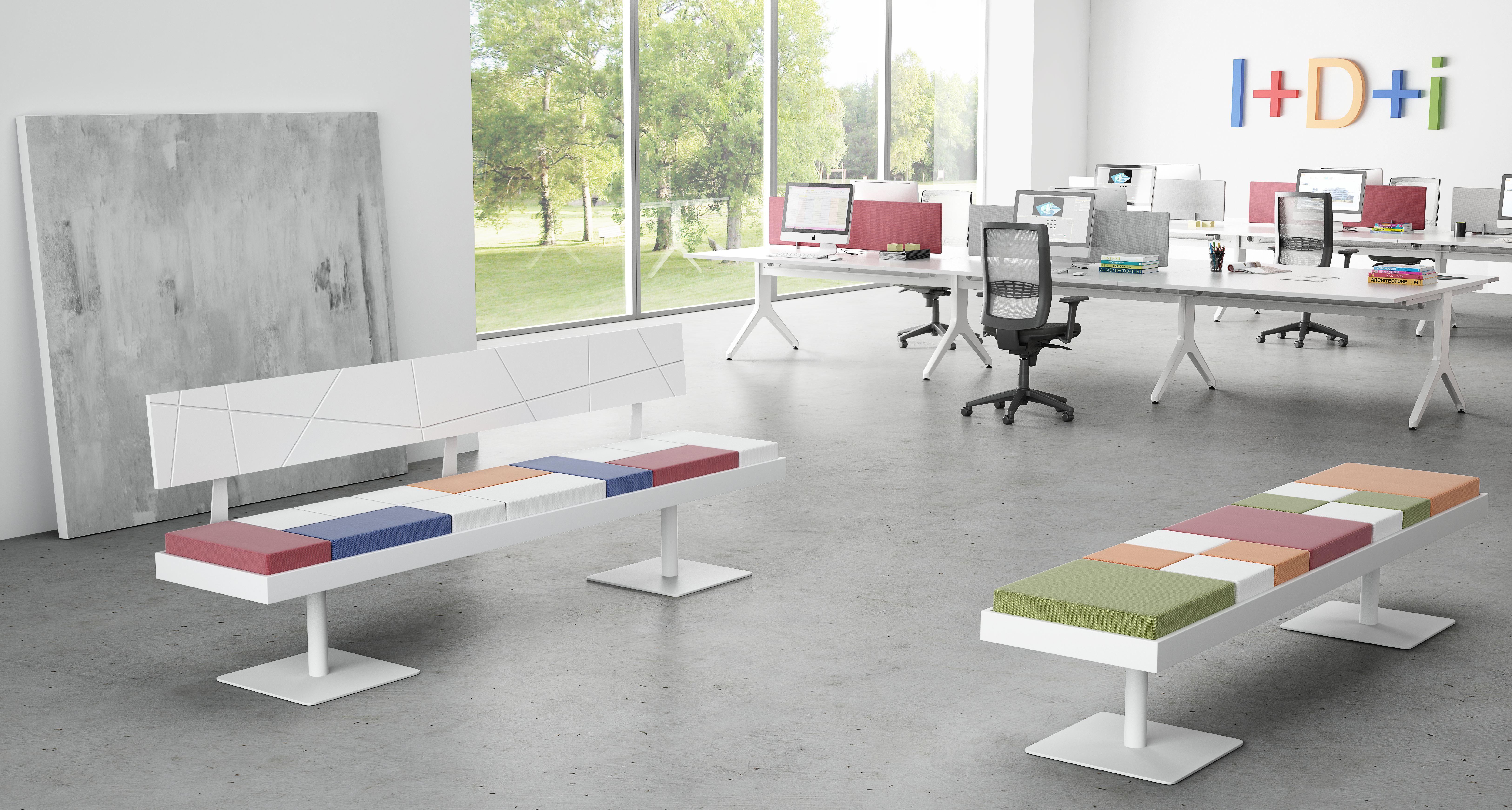 Blog castilla sa todo el dise o y mobiliario para tu oficina for Bancos para oficina