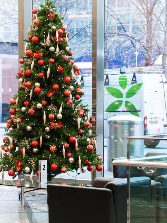 Inspiración Para Decorar La Oficina En Navidad Blog