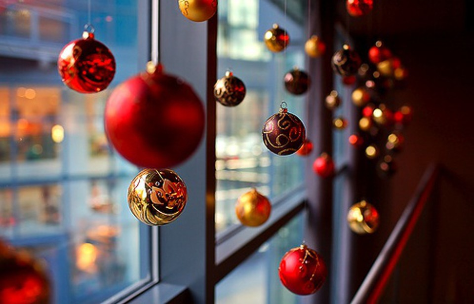 Resultado de imagen para oficina en navidad