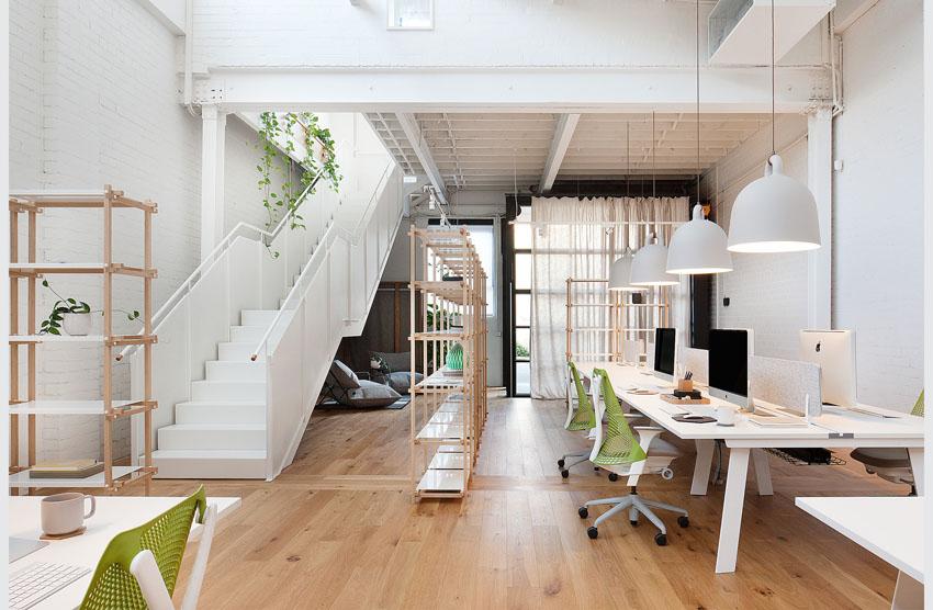 5 tendencias en diseño de oficinas para 2018 - Blog Castilla-SA