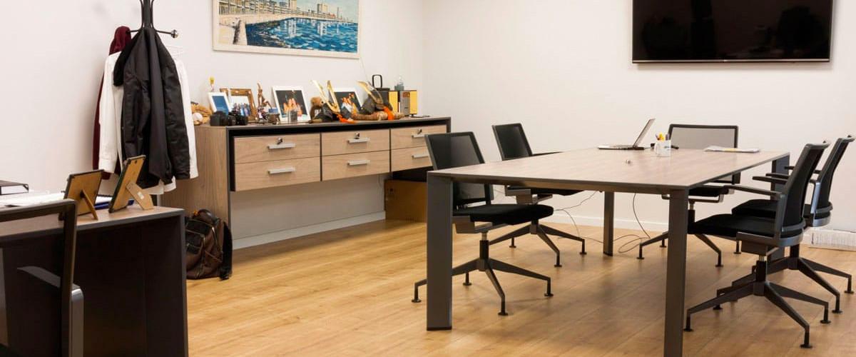 Mobiliario oficina pamplona perfect amazing with for Muebles de oficina jerez